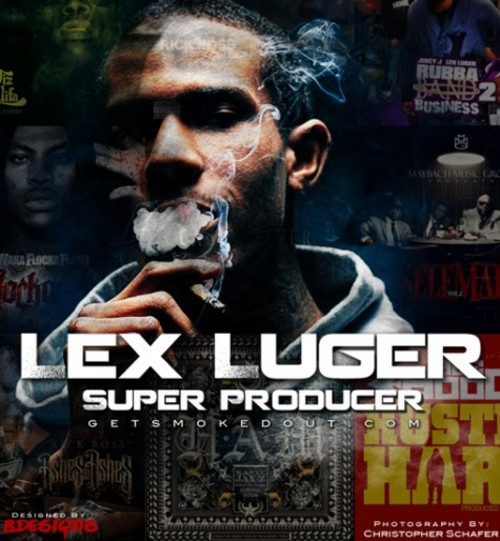 Product picture 2011 *NEW*Lex Luger Drum Kit